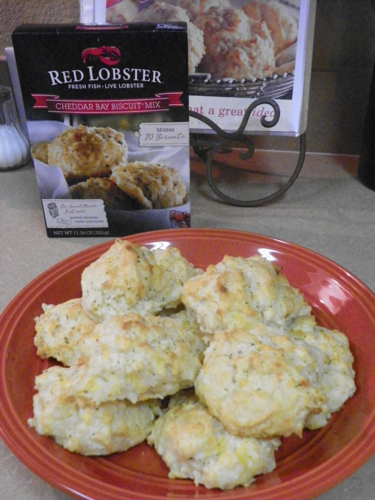 cheddar biscuits Red Lobster Mix