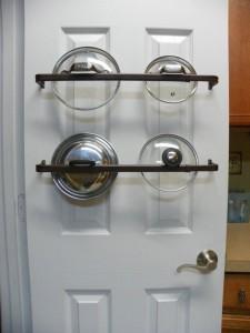 pot lid rack